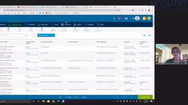 Contracts on DocuSign and Zip forms